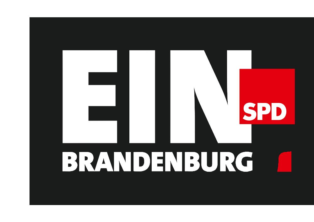 SPD Brandenburg Logo