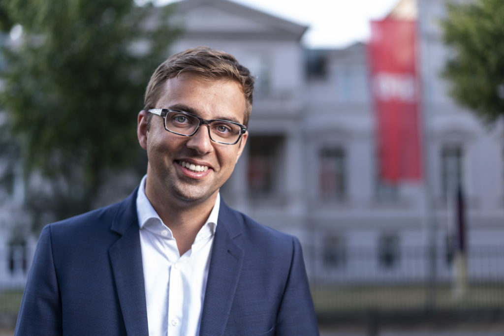 Erik Stohn, Generalsekretär der SPD Brandenburg