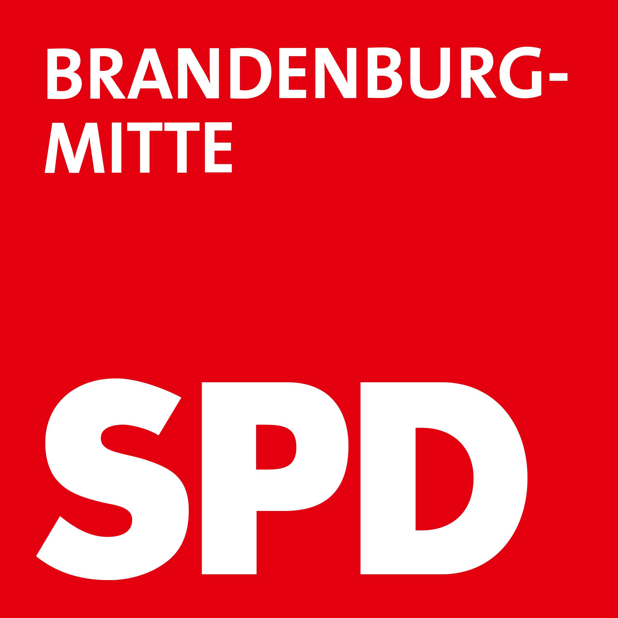 SPD Brandenburg-Mitte