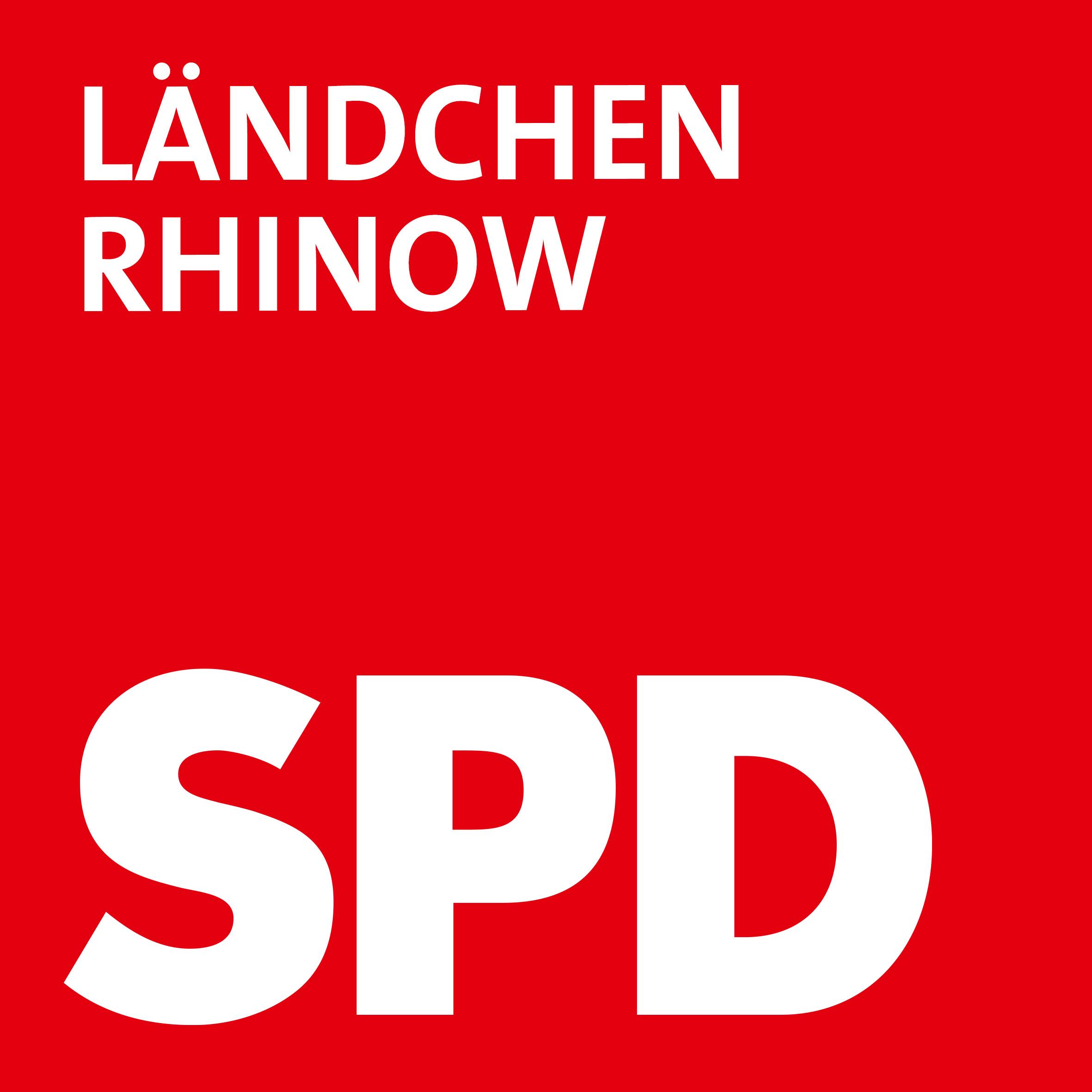 SPD Ländchen Rhinow