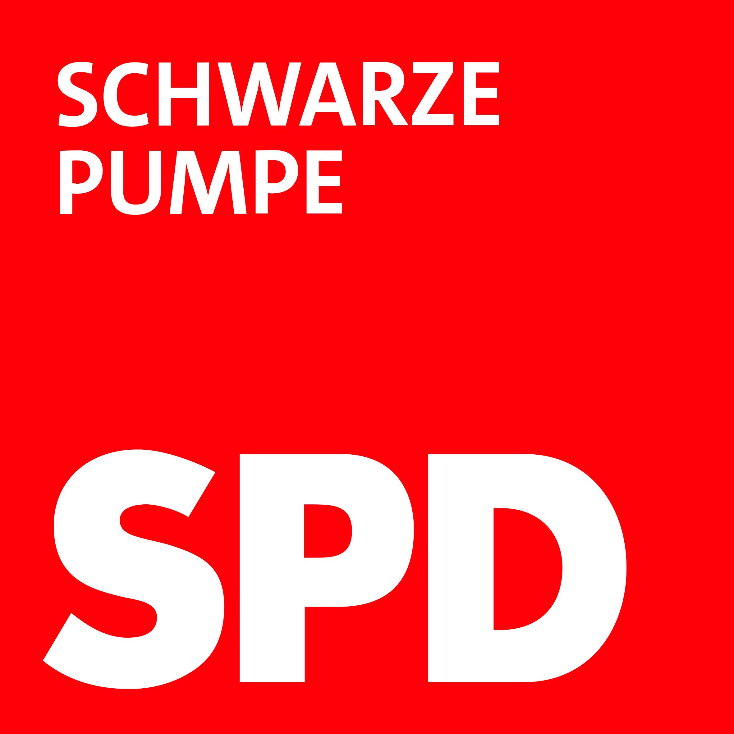SPD Schwarze Pumpe
